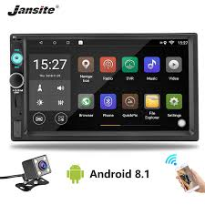 """<b>Jansite 7</b>"""" 2 Din <b>Car</b> multimedia Android 8.1 player Touch screen ..."""