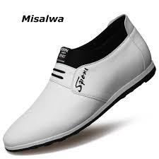 Misalwa <b>Man Casual</b> Cow Suede Footwear <b>Man Elevator</b> Shoes ...