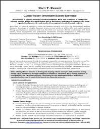 investment banking resume example learn how to use challenge action result statements in your resume to tell a story for maximum impact winning resumes examples