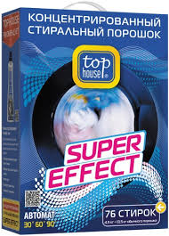 Концентрированный суперэффективный <b>стиральный порошок</b> ...