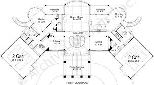 Willmont House Plans   Home Plans By Archival DesignsWillmont House Plan   House Plan   Daylight Basement   First Floor Plan
