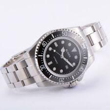 Breitling Superocean A17391 Mens <b>44mm</b> Automatic Watch <b>Black</b> ...