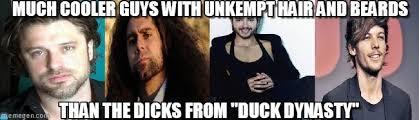 Good Vs Evil - Bearded Men meme on Memegen via Relatably.com