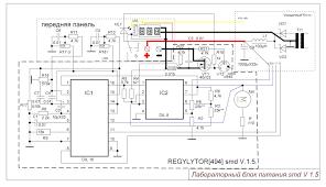 Лабораторный <b>блок питания</b>, <b>зарядное устройство</b>. ЕЕВ v1.5 ...