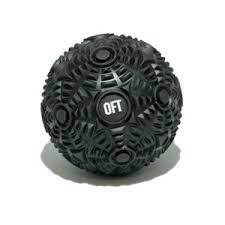 <b>Мяч массажный Original</b> FitTools Premium Black 12 см CYBERBALL