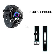 Kospet - <b>KOSPET PROBE</b> Smart Watch <b>1.3</b> inch IPS Full Round ...