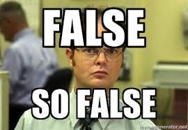 False So False - False guy | Meme Generator via Relatably.com