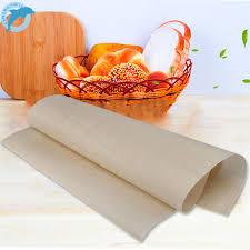 <b>1Pcs 60*40 cm Reusable Baking</b> Mat, High Temperature Resistant ...