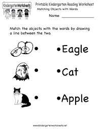 1000+ images about Jace's Kindergarten Year on Pinterest ...Print, download, or use this free kindergarten reading worksheet online. The printable kindergarten reading worksheet is great for kids, teachers, ...