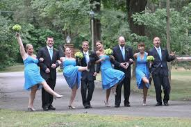 Image result for bridesmaids and groomsmen