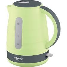 Электрический <b>чайник ATLANTA ATH-2375</b> (<b>green</b>), 1.7 л в Санкт ...