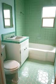 green bathroom essex