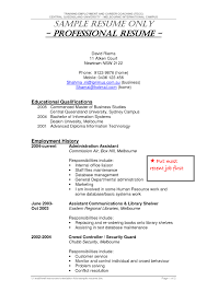 security supervisor resume example security officer resume objective sample job and resume template security guard cv template a