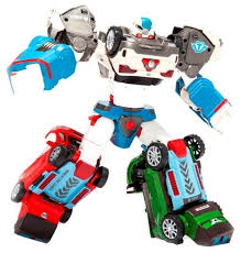 <b>Трансформер</b> YOUNG TOYS <b>Tobot</b> Дельтатрон 301040 — купить ...