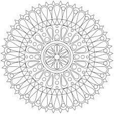 Small Picture Best 25 Mandala printable ideas on Pinterest Mandala coloring