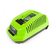 Аккумуляторы и <b>зарядные устройства 40</b> Вольт <b>GreenWorks</b>