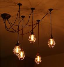 pendant lights pendants and cage light on pinterest cage pendant lighting