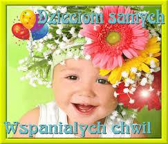 Znalezione obrazy dla zapytania dzień dziecka gify