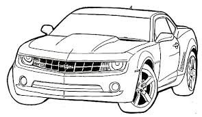 Small Picture Bumblebee Car Coloring Pages Coloring Coloring Pages