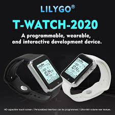 <b>LILYGO</b>® <b>TTGO T</b>-<b>Watch</b>-<b>2020 ESP32</b> Main Chip 1.54 Inch Touch ...