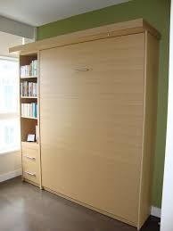murphy bed new york and cream solid wood standing wall with side f bookshelf two level alluring murphy bed desk