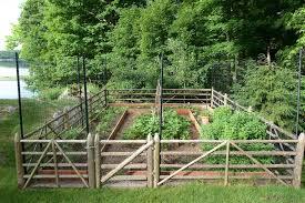 Small Picture Modren Garden Deer Fence D Inside Decor