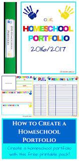homeschool portfolio come get your printable today how to create a homeschool portfolio plus a printable portfolio pack physical activity tracker