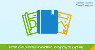 Annotated bibliographies for APA format do not require a special title