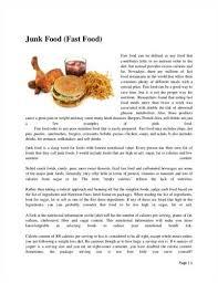 persuasive essay on fast food essay argumentative essay topics fast food  mohamed a ali
