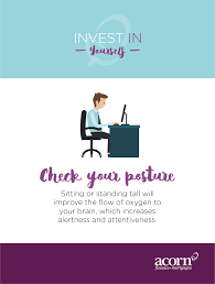 invest in yourself posture