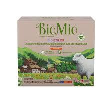 BIOMIO <b>Экологичный стиральный порошок</b> BIO-COLOR, для ...