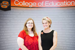 Three Doctoral Candidates Awarded Summer Dissertation Fellowships     Becky Hammack is a Ph D  candidate in Education  option professional education studies  mathematics and science education  Her dissertation title is