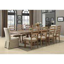 11 Piece Dining Room Set Emerald Home Belair 11 Piece Dining Table Set At Hayneedle