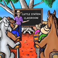 Cattle Station Classroom