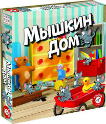"""<b>Настольная игра Piatnik</b> """"Мышкин дом"""" 715297 — купить в ..."""