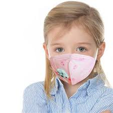 Mask Dustproof <b>Anti</b>-haze with Breathing Valve for <b>Children KN95</b> ...