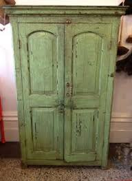 vintage painted armoire scout house antique armoire furniture