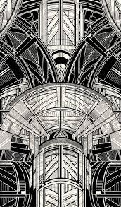 geometric amelia graham textile designer this from her own pinterest account art deco inspired pinterest