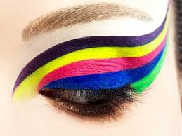 Couloured Eyeliner