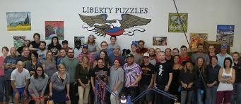 About - Liberty <b>Puzzles</b> - <b>Wooden</b> Jigsaw <b>Puzzle</b> Maker - Custom ...