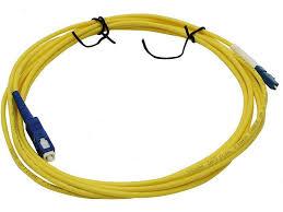 <b>Сетевой кабель VCOM Optical</b> Patch Cord LC-SC UPC Simplex 1m ...