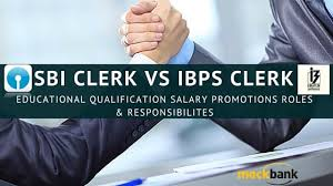 sbi clerk vs ibps clerk clerical jobs in banks