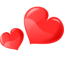 Image result for clipart hearts