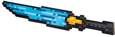 Купить меч Ледяной 8Бит <b>Pixel Crew</b> синий, 60см, артикул ...