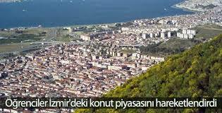 İzmir'de öğrencilere yönelik kiralık daire fiyatları