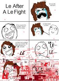 Le | Know Your Meme via Relatably.com