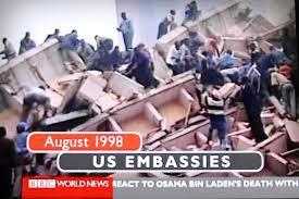 「1998年アメリカ大使館爆破事件」の画像検索結果