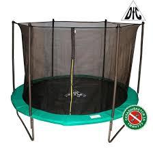 Батут DFC jump <b>10ft</b> складной, c сеткой, цвет green – купить в ...