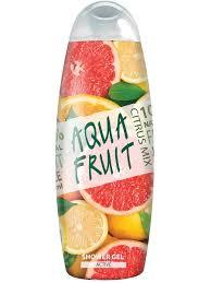 <b>Гель для душа</b> citrus mix active, 420 мл <b>Aquafruit</b> 9613720 в ...