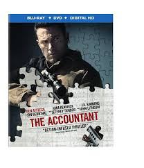 movie review the accountant blu ray dvd digital hd review a film about accounting is always going to appeal to me i went to college for accounting i have a deep obsession mathematics